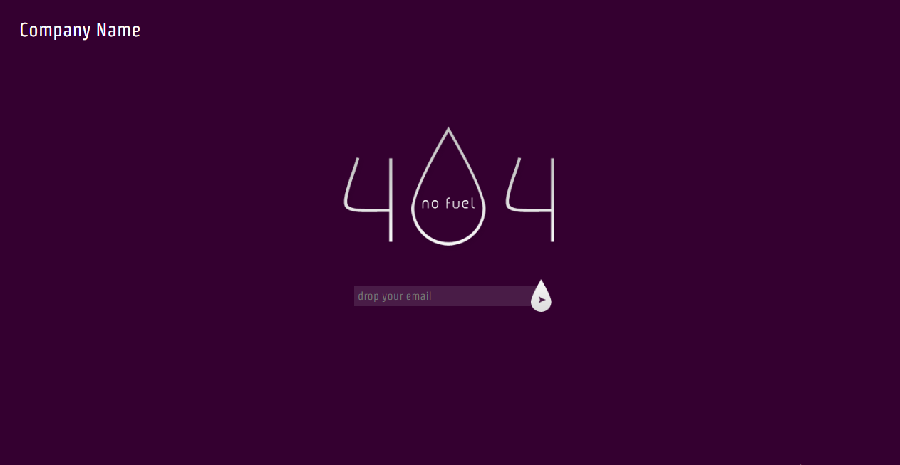 Background image 404 - This Is Another 404 Error Page Template Which You Can Download For Free And Use It For Any Kind Of Website It Has A Cool Purple Background With White Text