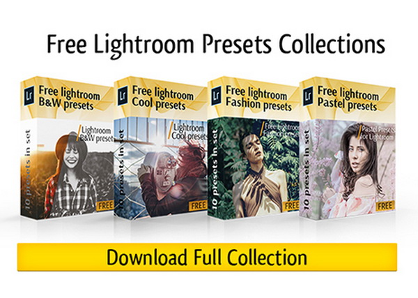 25 Excellent Free Lightroom Presets For Stunning Photos