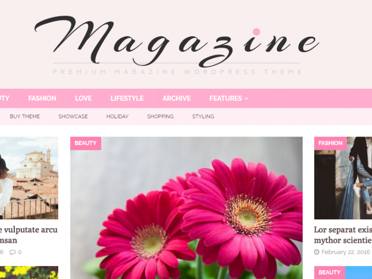 31 Beautiful Free Magazine Style WordPress Themes 2018