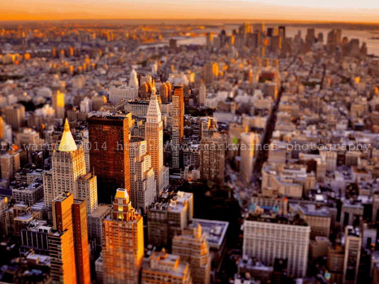 34 Tilt-Shift Photography Examples for Inspiration