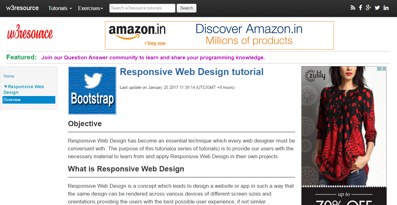20 Amazing Tutorials For A Responsive Web Design - SimpleFreeThemes