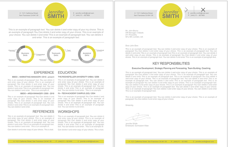 how to create a resume template from scratch