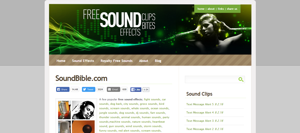 25 Best Websites To Download Sound Effects & Royalty Free