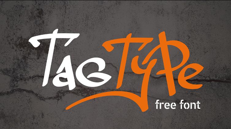 35 Fabulous Graffiti Fonts for Free