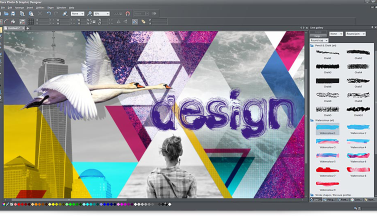 Top 25 Graphic Design Softwares For Free