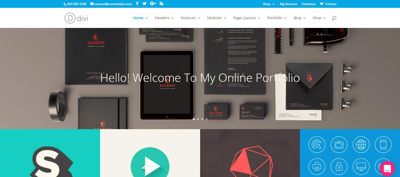 25 Best Portfolio WordPress Themes - SimpleFreeThemes
