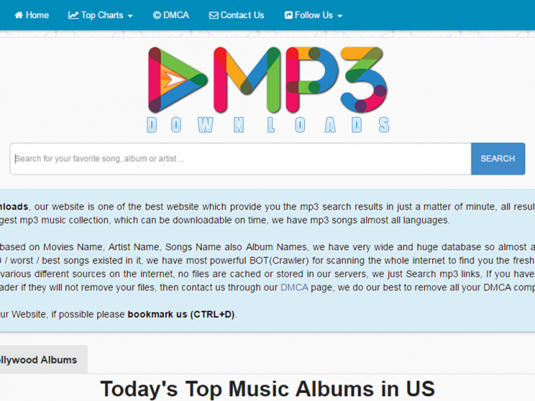 20 Websites To Download Free MP3 Music