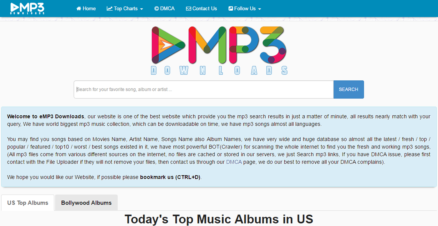 20 Websites To Download Free MP3 Music - SimpleFreeThemes
