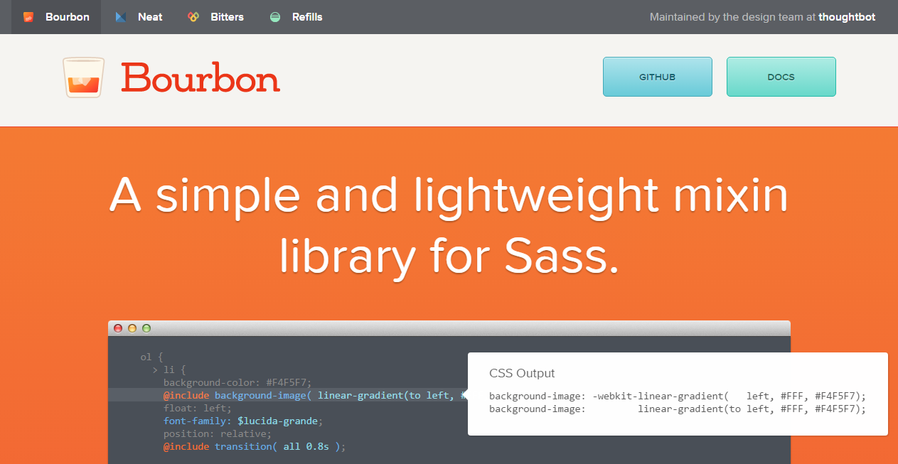 22 Best CSS Tools For Web Designers - SimpleFreeThemes