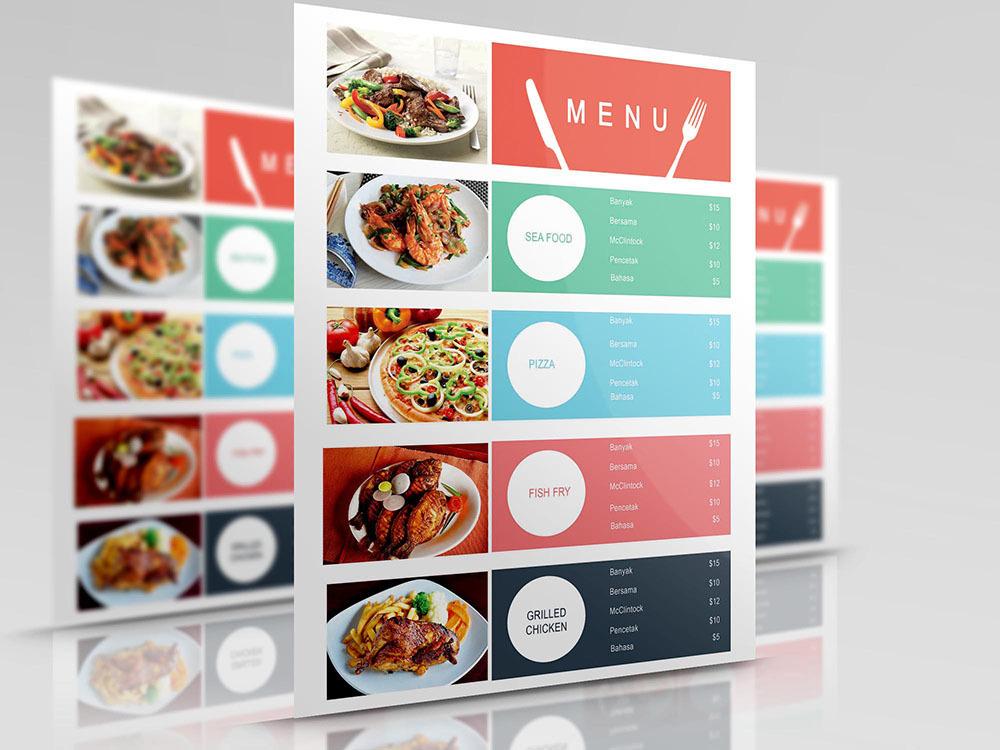 top 31 free psd restaurant menu templates 2018 simplefreethemes