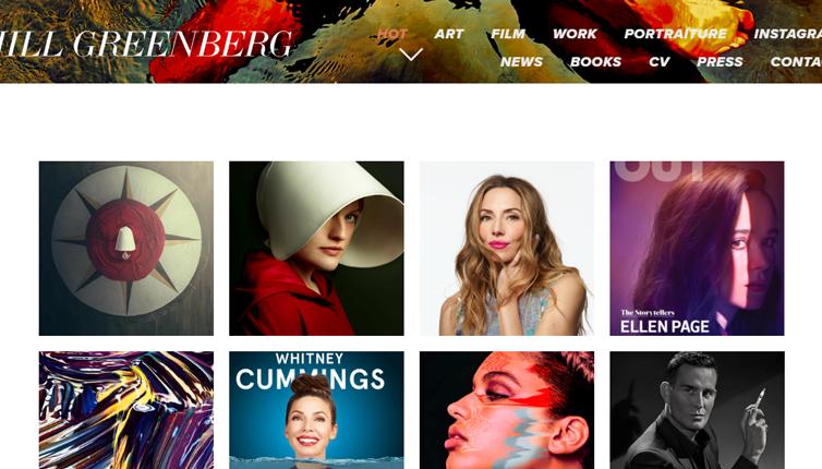 24 Fabulous Photographer Portfolio Websites Examples