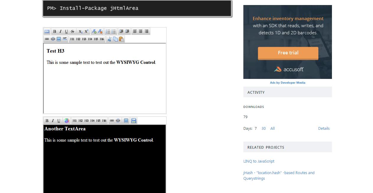 5+ Of The Best Php Wysiwyg Html Editors - WYSIWYG HTML