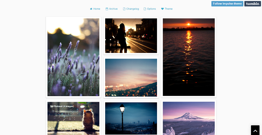45 Fabulous Tumblr Themes For Free With Splendid Designs