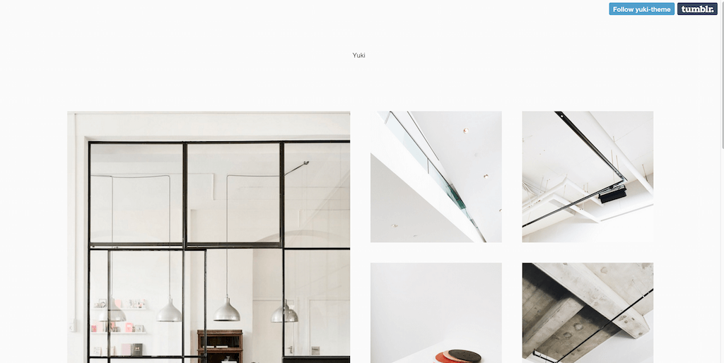 45 fabulous tumblr themes for free with splendid designs yuki is a responsive stone work style tumblr theme with a spotless moderate look yuki is a matrix based tumblr topic for photography fans maxwellsz