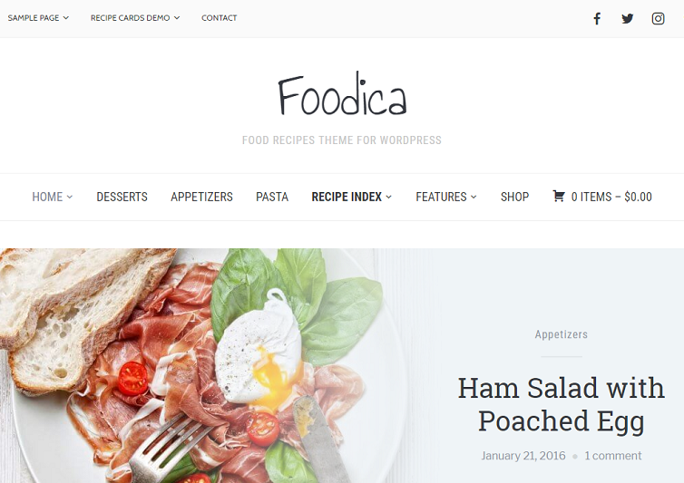 25 Free Simple WordPress Themes For Your Websites