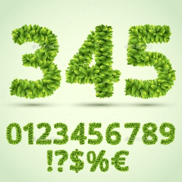 31 Free Number Fonts To Download - SimpleFreeThemes
