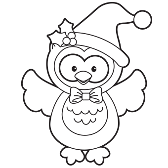 holiday owl