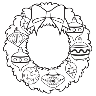 20 Free Christmas Coloring Pages for Super Fun Time - SimpleFreeThemes
