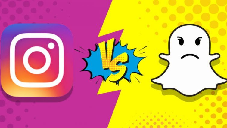 Instagram vs Snapchat – Which App is More Better?