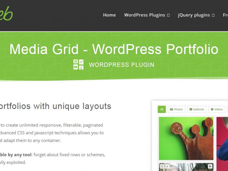 15 Best WordPress Portfolio Plugins