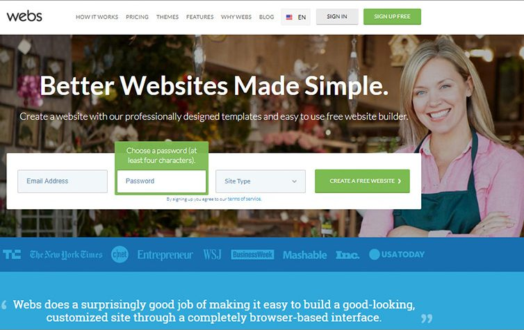 Top 10 Simple Free Website Builders for Beginners