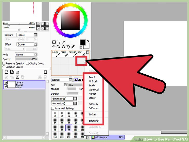 Animate with Paint Tool SAI – Easier Then it Appears